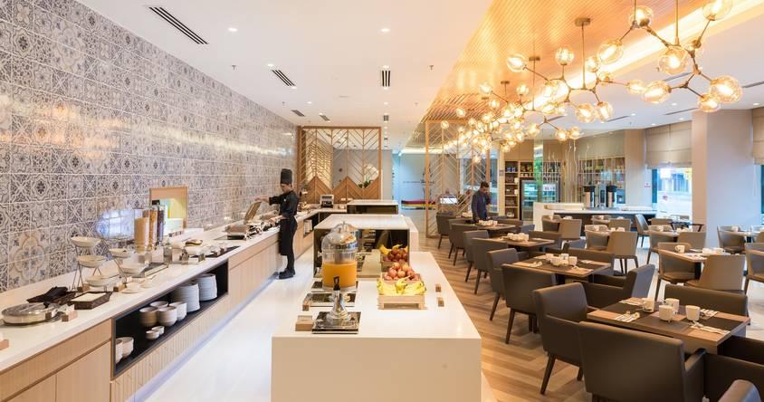 The Garden Grille, Hilton Garden Inn North Kuala Lumpur, 50% OFF