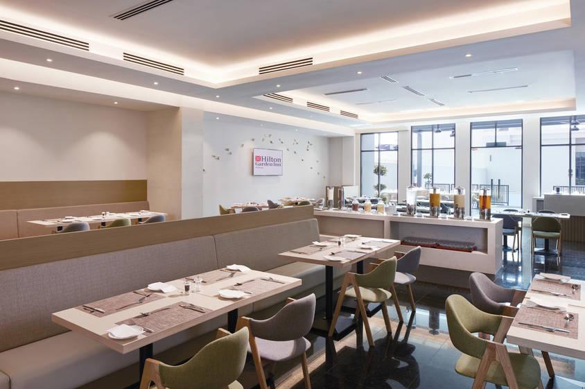 The Garden Grille, Hilton Garden Inn Puchong, 50% OFF* - HSBC Smart