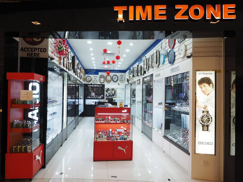 Time Zone Gallery