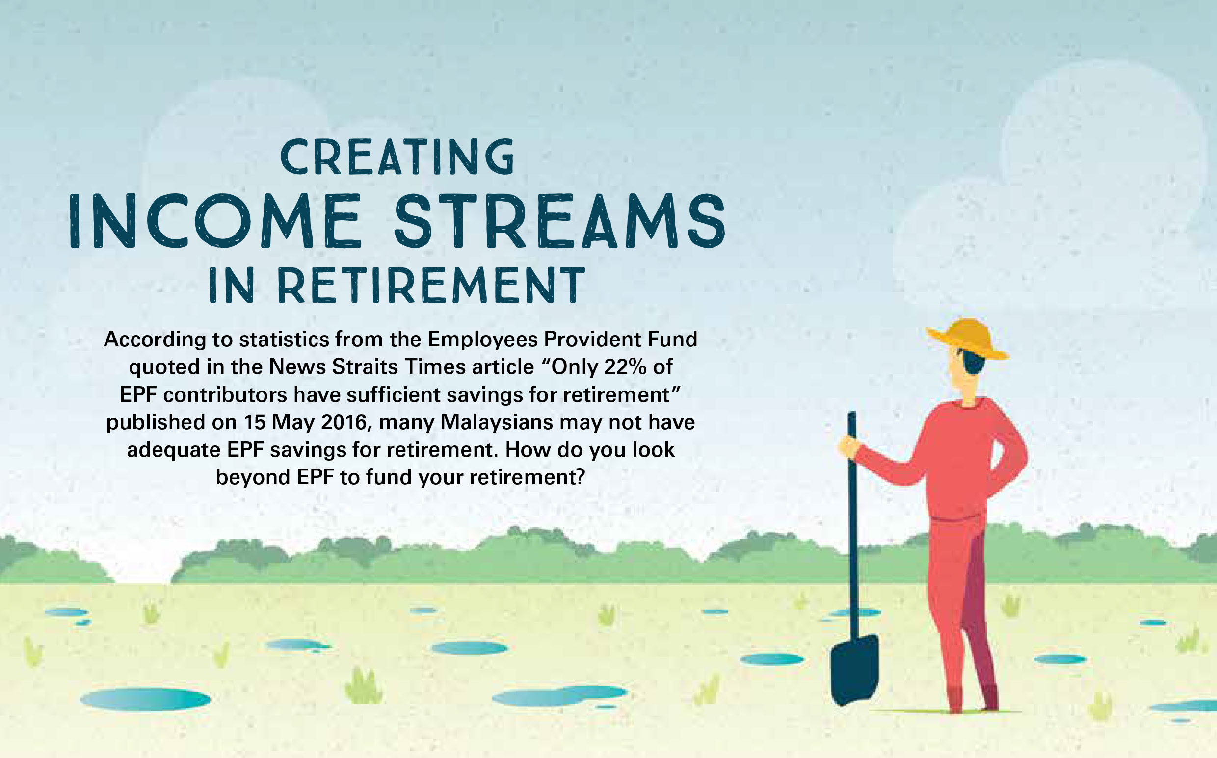 Creating INCOME STREAMS IN RETIREMENT | HSBC Liquid